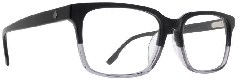 Spy Barker Prescription Eyeglasses in Black Gradient SPY-BARKER-BKG