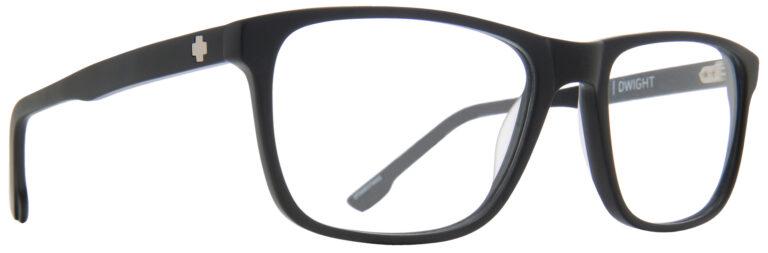 Spy Dwight Eyeglasses in Matte Black SPY-DWIGHT-MBK