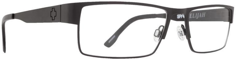 Spy Elijah Eyeglasses in Matte Black SPY-ELIJAH-MBK