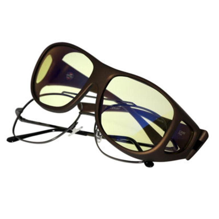 Twilight Night Driver Glasses, Model C305T, Pilot (L)