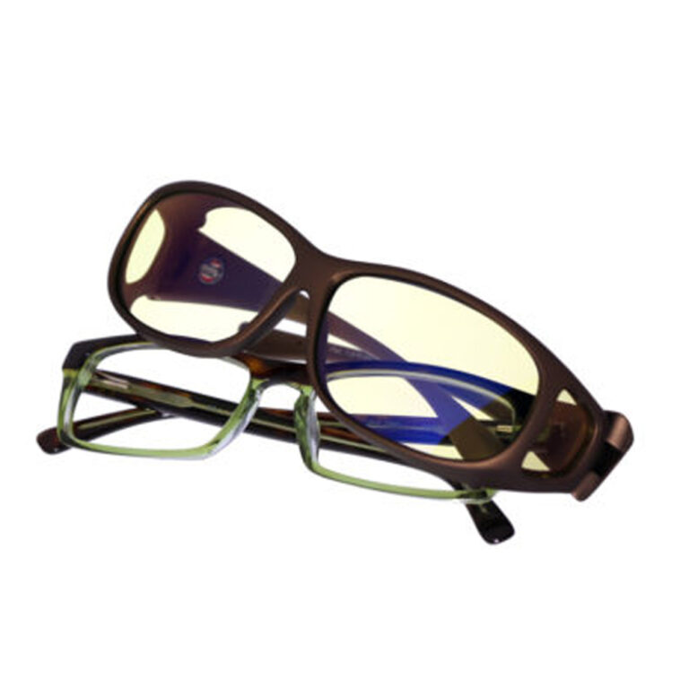 Twilight Night Driver Glasses, Model C415T, Mini Slim (MS)