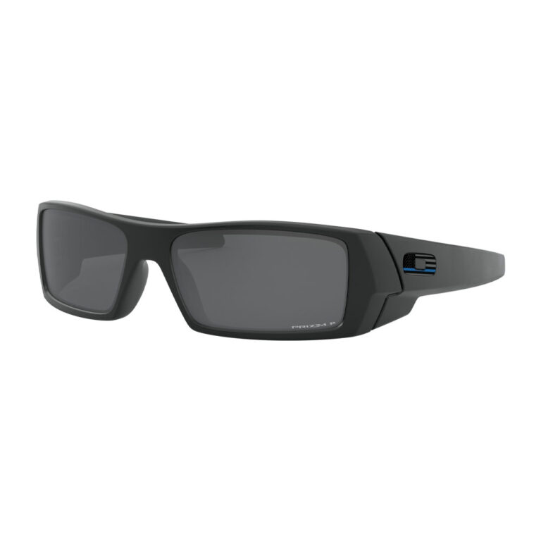 Oakley Standard Issue Thin Blue and Red Line Sunglasses