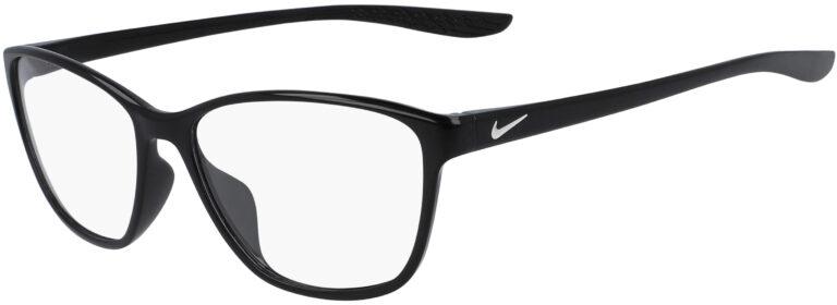 Nike 7028 Glasses - Black