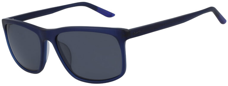 Nike Lore - Matte Midnight Navy Obsidian Frame with Dark Gray Lens