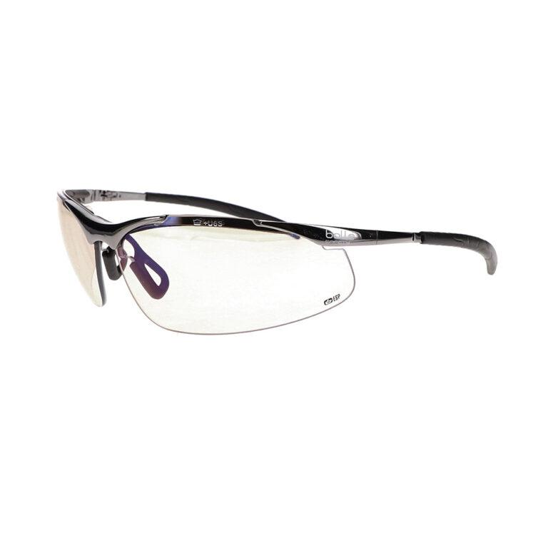 Bolle Contour Metal ESP Safety Glasses BO-CONTOURMETAL-40051
