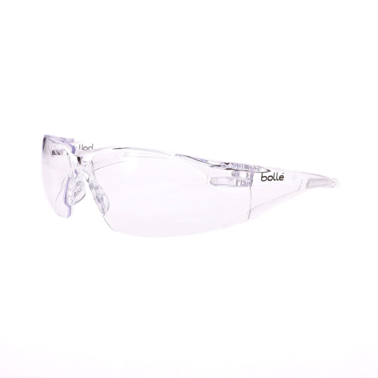 Bolle Rush Clear Safety Glasses BO-RUSH-40070