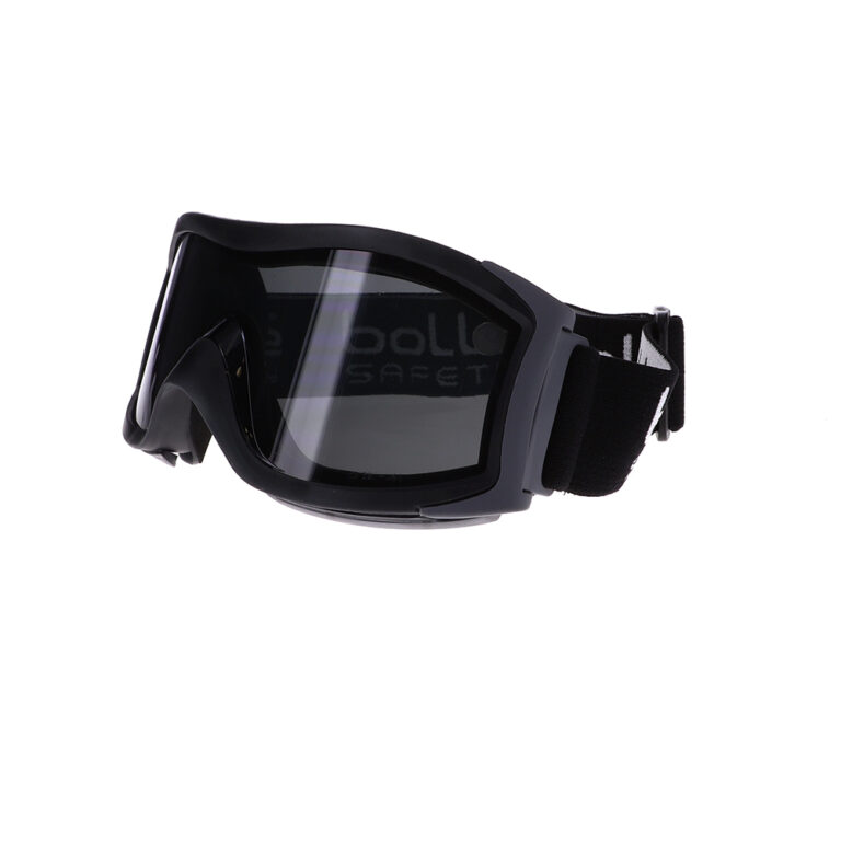 Bolle Duo Smoke Safety Goggles BO-DUO-40098