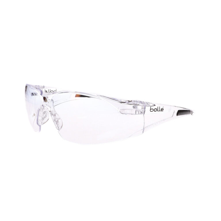 Bolle Rush Clear HD Safety Glasses BO-RUSH-40113