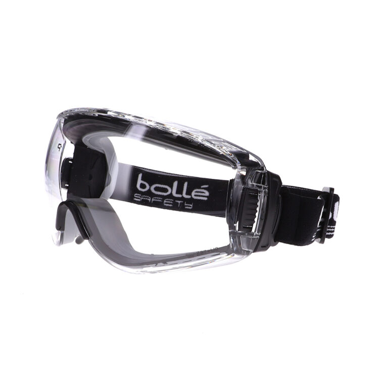 Bolle Pilot Clear Safety Goggles BO-PILOT-40274