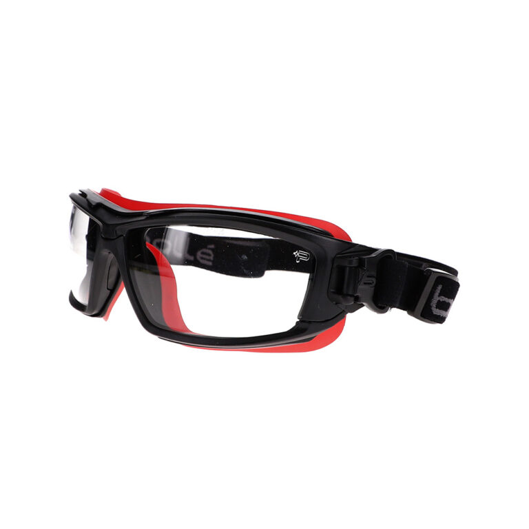 Bolle Ultim8 Safety Goggles with Clear Lens BO-ULTIM8-40299