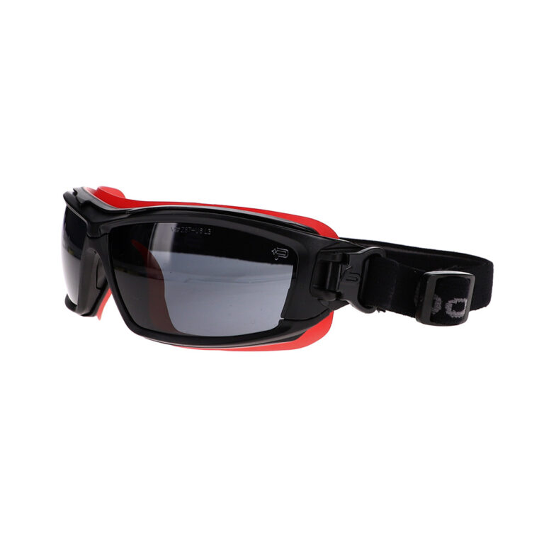 Bolle Ultim8 Safety Goggles with Smoke Lens BO-ULTIM8-40300