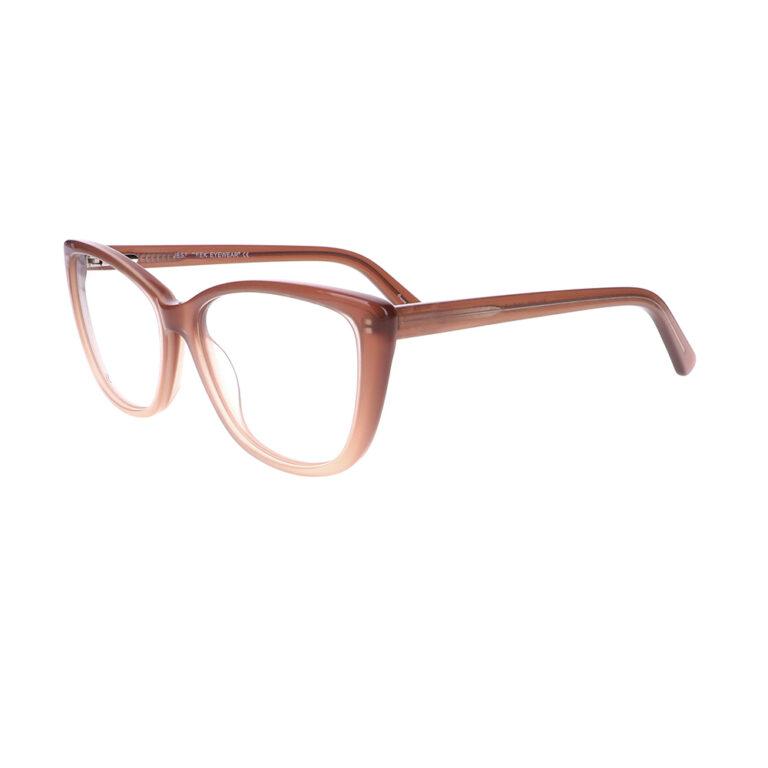 Geek Jess Prescription Glasses in Taupe LBI-GK-JESS-TA