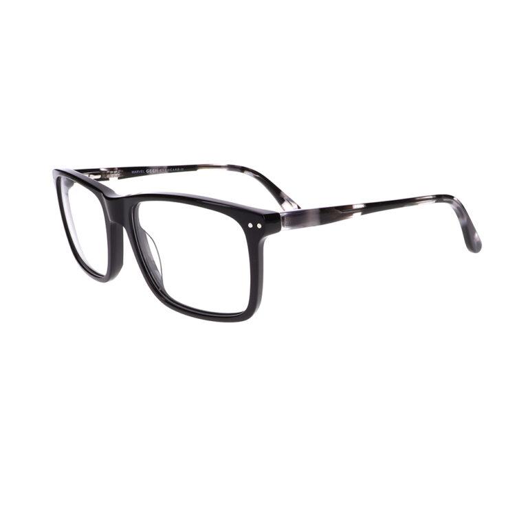 Geek Marvel Eyeglasses in Black LBI-GK-MARVEL-BK