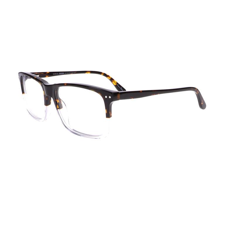 Geek Marvel Eyeglasses in Tortoise/Crystal LBI-GK-MARVEL-TCRY