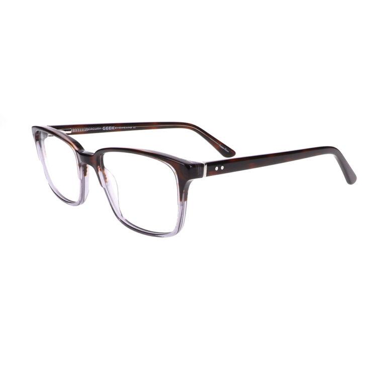 Geek Mercury Eyeglasses in Brown/Grey LBI-GK-MERCURY-BNGY