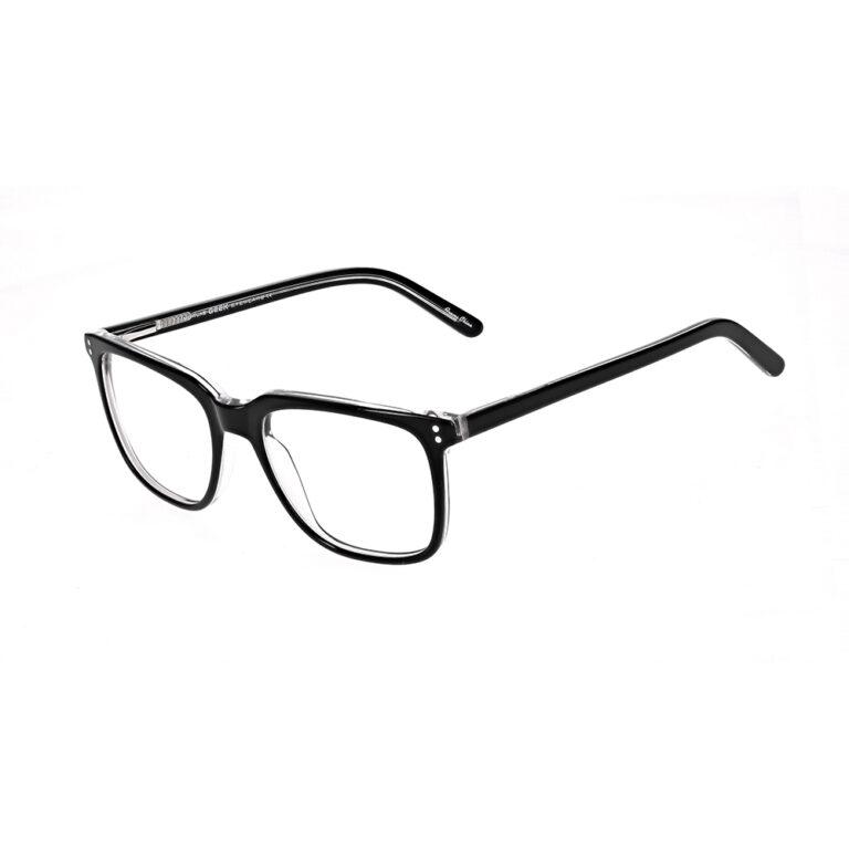 Geek Neptune Prescription Glasses in Black LBI-GK-NEPTUNE-BK