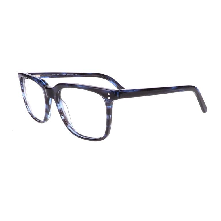 Geek Neptune Prescription Glasses in Navy LBI-GK-NEPTUNE-NV