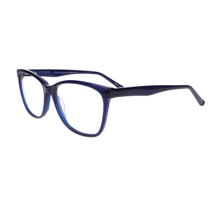 Eight to Eighty Margo Blue Eyeglasses ETE-MARGO-BL