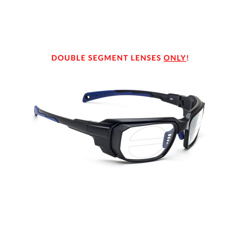 RX-16001 Double Segment Safety Glasses