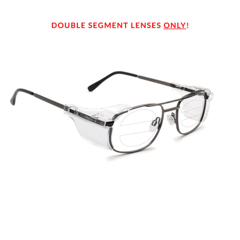 RX-202 Double Segment Safety Glasses