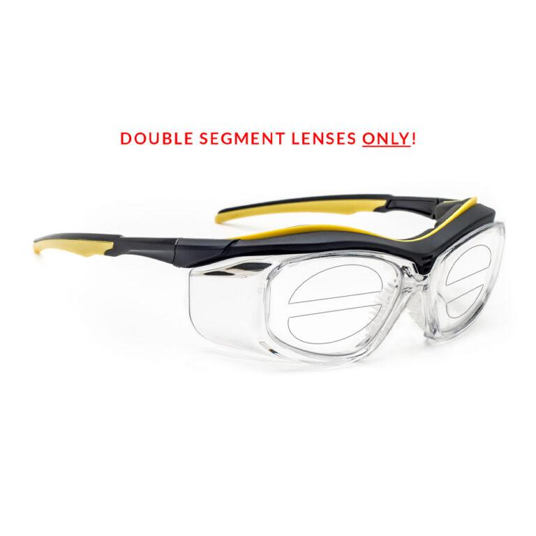 RX-F10 Double Segment Safety Glasses