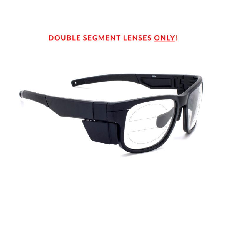RX-F126 Double Segment Safety Glasses