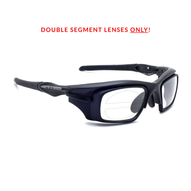 RX-WAR101 Double Segment Safety Glasses