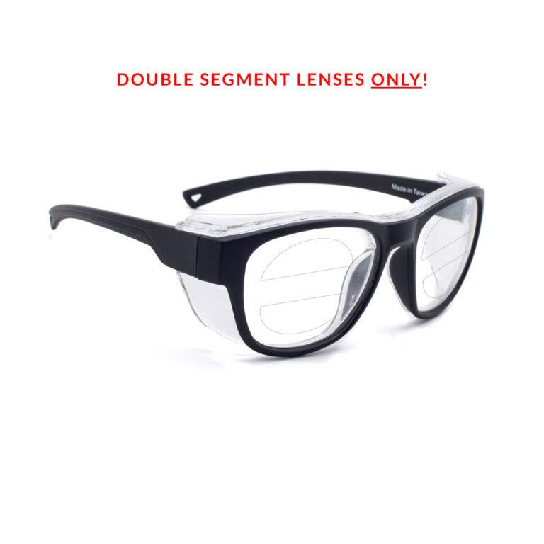 RX-X26 Double Segment Safety Glasses