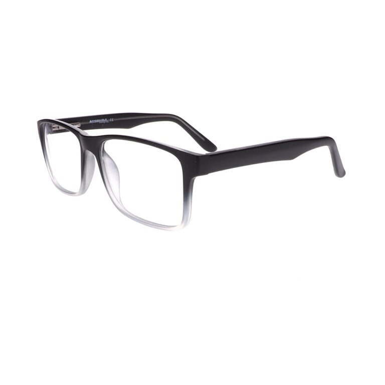 Affordable Designs Rodney Eyeglasses AFD-RODNEY-BKF