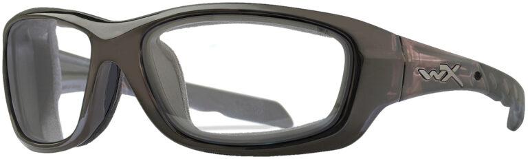Wiley X Gravity Black Crystal Frame, WX-CCGRA04F