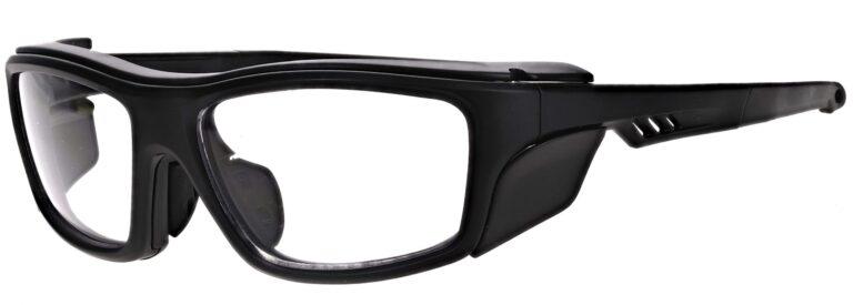 Model RX-EX36FS Safety Glasses in Black RX-EX36FS-BK