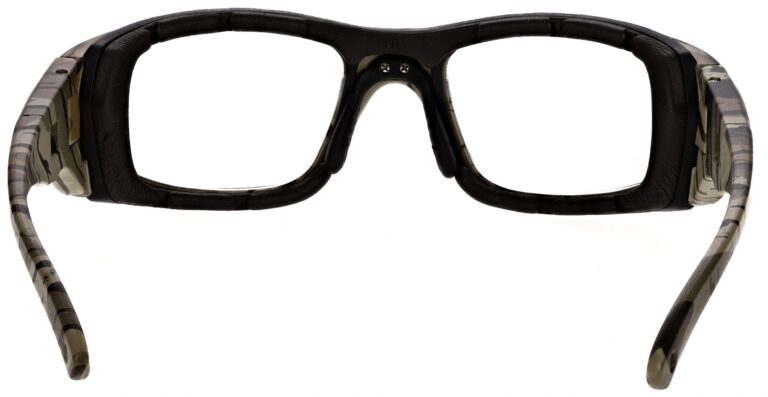 Model RX-JY702 Safety Glasses in Camo RX-JY702-CA