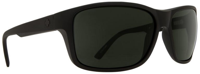 Spy Arcylon Sunglasses in Black with HD Plus Gray Green Lenses SPY-ARCYLON-BK-HDGG