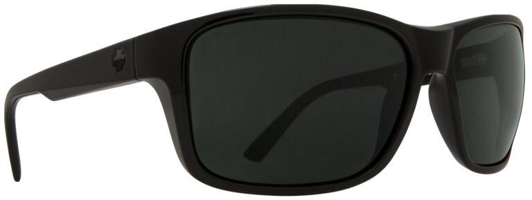 Spy Arcylon Sunglasses in Black with HD Plus Gray Green Polarized Lens Lenses SPY-ARCYLON-BK-HDGGP