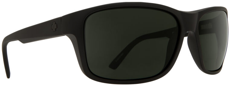 Spy Arcylon Sunglasses in Matte Black with HD Plus Gray Green Polarized Lenses SPY-ARCYLON-MBK-HDGGP