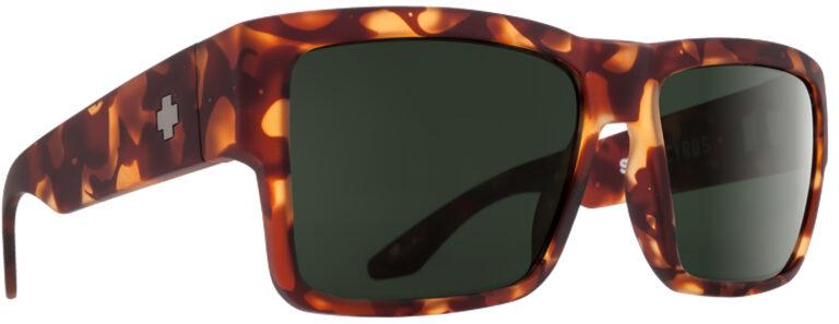 Spy Cyrus Plastic Prescription Sunglasses in Soft Matte Camo Tort SPY-CYRUS-CT