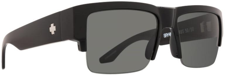 Spy Cyrus 5050 Prescription Sunglasses in Black SPY-CYRUS5050-BK