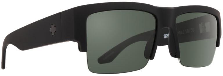 Spy Cyrus 5050 Prescription Sunglasses in Soft Matte Black SPY-CYRUS5050-SMBK