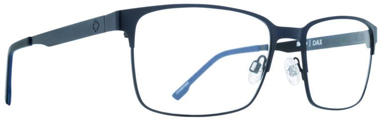 Spy Dax Eyeglasses in Navy/Black Navy SPY-DAX-NBKN