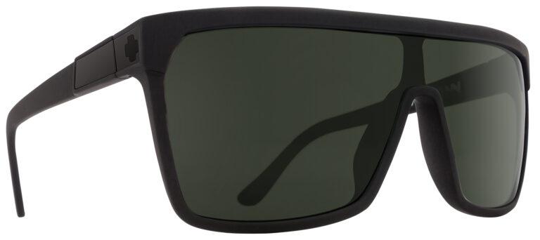 Spy Flynn Sunglasses in Soft Matte Black GG SPY-FLYNN-SMBGG