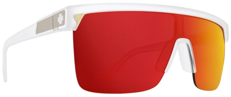 Spy Flynn 5050 Sunglasses in Matte Crystal SPY-FLYNN5050-CRY