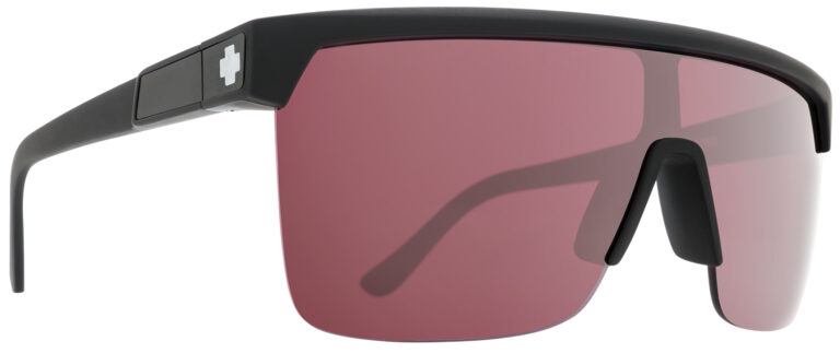 Spy Flynn 5050 Sunglasses in Matte Black SPY-FLYNN5050-MBK