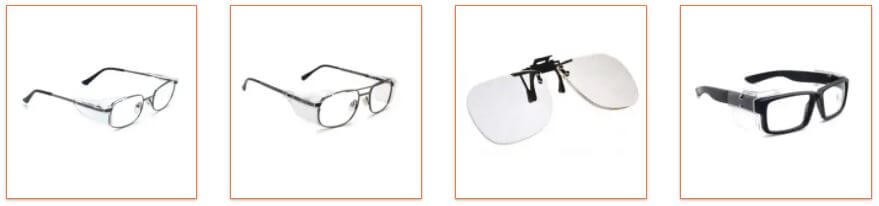 bifocal safety glasses at RX Safety