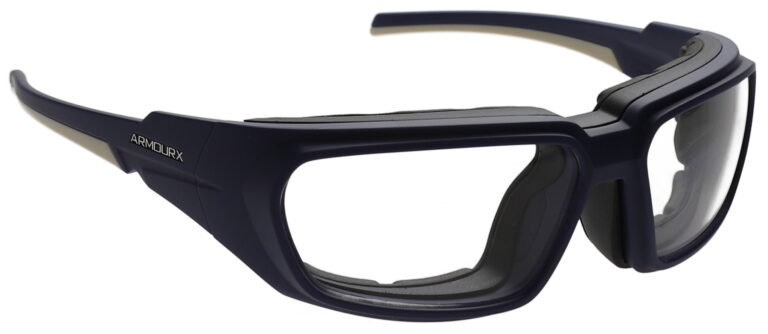 ArmouRx 6015A Plastic Safety Glasses