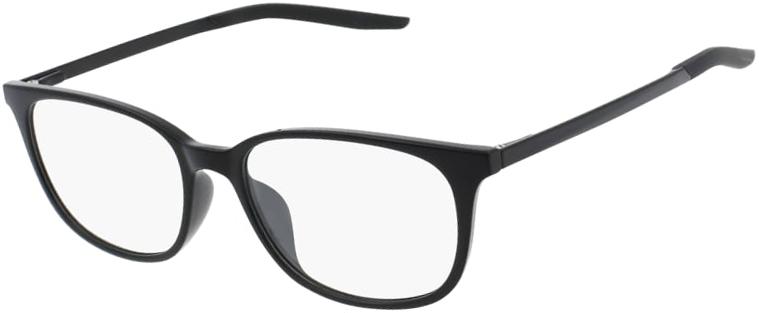 Nike 7283 Glasses - Black/Black