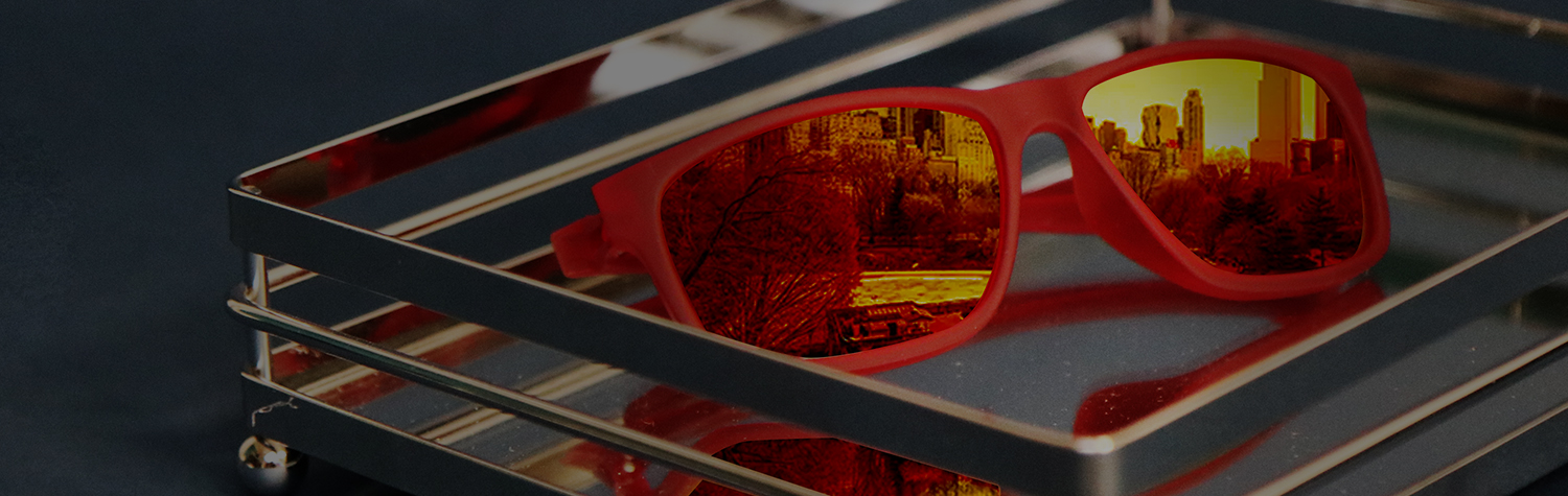 Sunglasses Top Banner