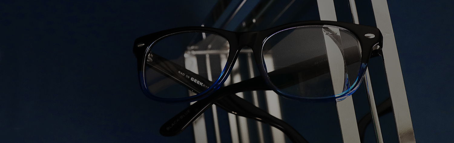 Eyeglasses Top Banner