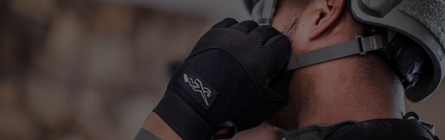 Wiley X Tactical Gloves Top Banner