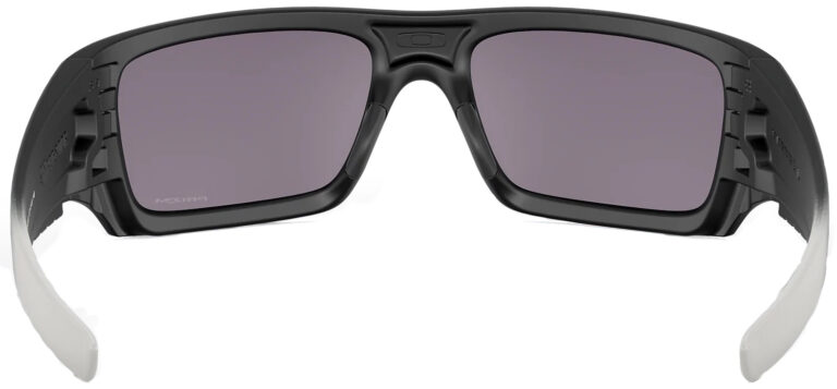 Oakley Standard Issue Det Cord™ Infinite Hero™ with Prizm Grey Lenses from the Infinite Hero Collection, angled to the rear