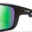 Wiley X Aspect in Matte Black with Polarized Emerald Mirror (Amber) Lens WX-ACASP07 swatch